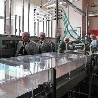 Экскурсия по заводу Коммунарка