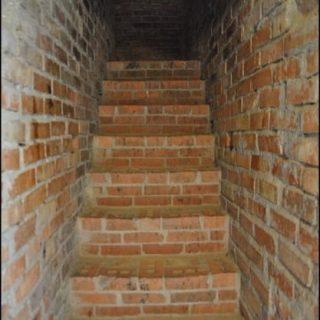 Лестница в Лидском замке