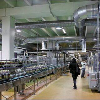 Экскурсия по заводу Лидское пиво