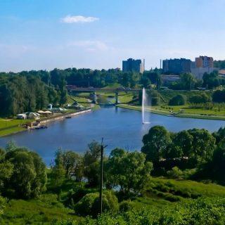 Могилев панорама