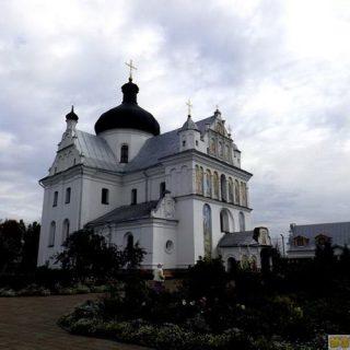 Свято-никольский женский монастырь вид сбоку