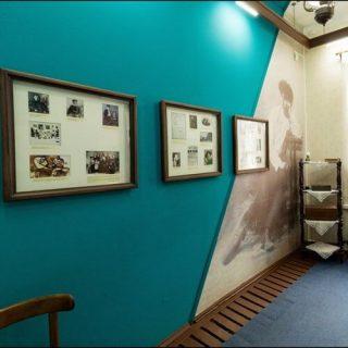 Экспозиция музея Шагала