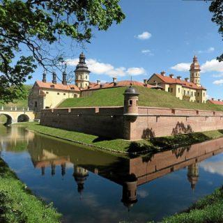 Несвижский замок, визитная карточка