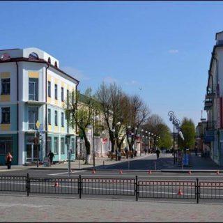 Улицы Пинска