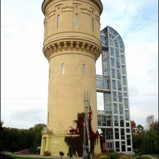 Башня в Полоцке