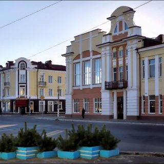 Улицы Рогачева