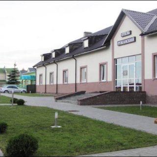 Отель Ружанский