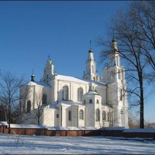 Софийский собор зимой