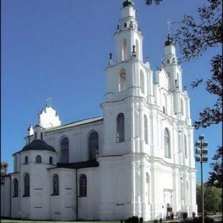 Софийский собор вид сбоку