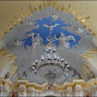 Потолок Софийского собора