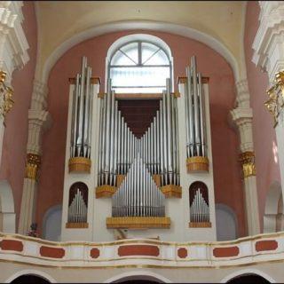 Орган Софийского собора