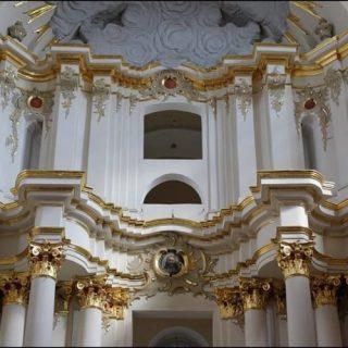 Внутренняя отделка собора