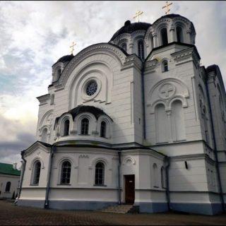 Спасо-ефросиньевский монастырь фотография