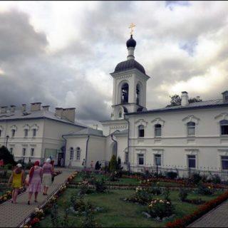 Спасо-Ефросиньевский монастырь фото
