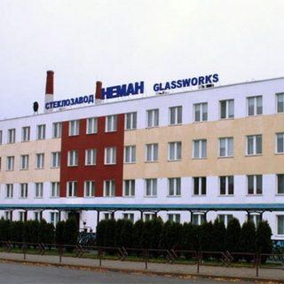 Стеклозавод неман, фасад