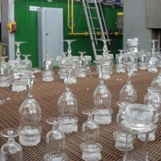 Продукция стеклозавода