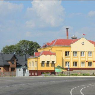 Здания в Турове