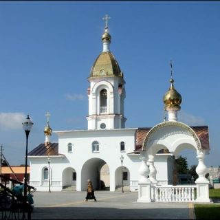 Храм в Турове