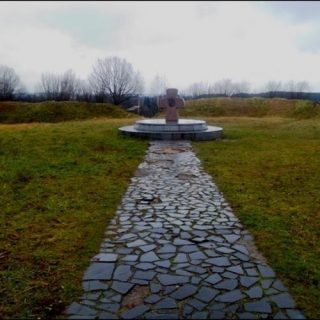 Памятник тысячилетия Полоцкой епархии